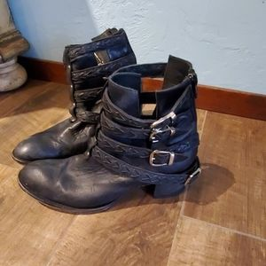 Old Gringo leather womens boots